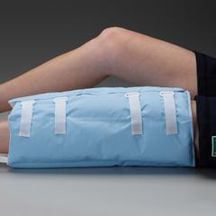 MON98613000 - Posey - 18 X-Ray Knee Splint, Universal Hook and Loop Closure