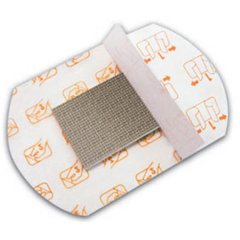 MON17702100 - Smith & Nephew - Acticoat Post-Op Foam Dressing with Silver (66021770), 5/BX