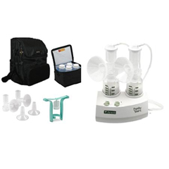 MON17841700 - AmedaPurely Yours Double Electric Breast Pump Kit