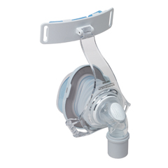 MON18046400 - RespironicsCPAP Mask TrueBlue Nasal Mask Medium Wide