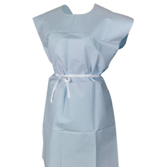 MON18471150 - McKessonPatient Exam Gown (18-10847), 50/CS