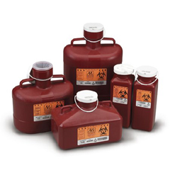 MON18512820 - Medegen Medical Products LLCSharpStainer Multi-Purpose Sharps Container