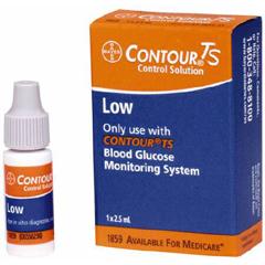 MON18592400 - BayerContour® TS Blood Glucose Control Solution