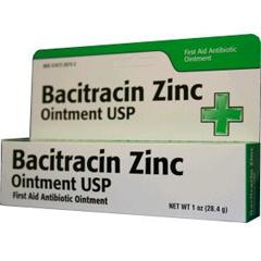 MON18792700 - TaroFirst Aid Antibiotic Bacitracin 1 oz. Ointment