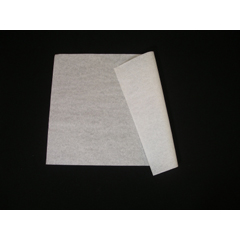 MON18861100 - McKesson - Scale Liner and Crepe Sheet Pre-cut, 18 X 24 Inch, Flat, White, 1000/CS