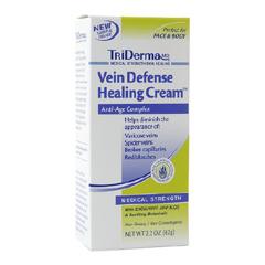 MON19042700 - TridermaMD® Moisturizer Vein Defense Cream 2.2 oz. Tube
