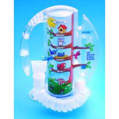 MON19044000 - CarefusionManual Spirometer AirLife 2.5 Liter Manual Single Patient Use
