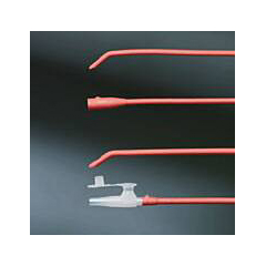 MON19154000 - Bard MedicalSuction Catheter Open 14-16 Fr. Thumb Valve
