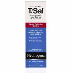 MON19551801 - Johnson & JohnsonShampoo Neutrogena T/Sal 4.5 oz. Bottle Unscented