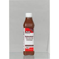 MON19592700 - Watson LaboratoriesAllergy Relief Diphenhist® 12.5 mg / 5ml 16 oz.