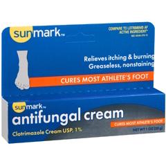 MON19832700 - McKessonAntifungal Cream sunmark® 1 oz. 1% Cream
