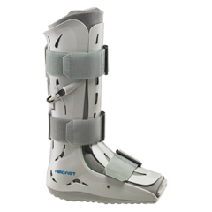 MON19893000 - DJOAnkle Walker Boot FP Walker Large Hook and Loop Closure Male Size 10 to 13 / Female Size 11 to 15 Left or Right Foot