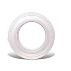 MON19964900 - ConvatecLow Pressure Adapter Sur-Fit Natura® Transparent, 4 Inch Flange, 10EA/BX