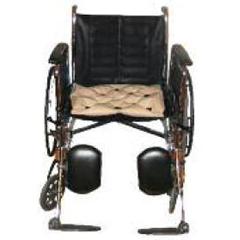 MON20014300 - Dermacare - Seat Cushion Waffle® 17 X 17 X 1-1/2 Inch