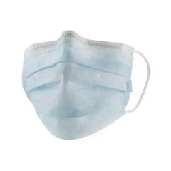 MON20021201 - McKessonProcedure Mask Pleated Earloops One Size Fits Most