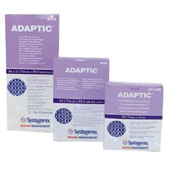 MON20112000 - SystagenixDressomg Adaptic Nonadherent 3in x 3in Acetate w/Petrolatum Emulsion