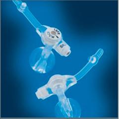MON20124600 - HalyardGastrostomy Feeding Tube Kit MIC-Key® 12 Fr. 1.0 cm Silicone Sterile