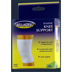 MON20333000 - DJOKnee Sleeve Medium Pull-On 16 to 18 Inch Circumference Left or Right Knee