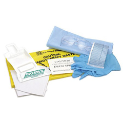 MON20376720 - MedikmarkSpill Clean-Up Kit (UPC-237)