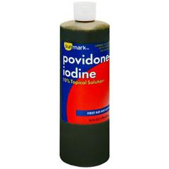 MON20391400 - McKessonPrep Solution sunmark® 16 oz. Bottle