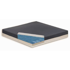 MON20414300 - Bluechip MedicalSeat Cushion Gel Pro® Elite 16 X 18 X 2-1/2 Inch Gel / Foam