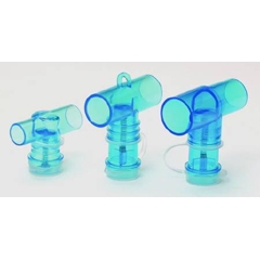 MON20583900 - Vyaire MedicalAirLife® Valved Tee Adapter (2058), 30/CS