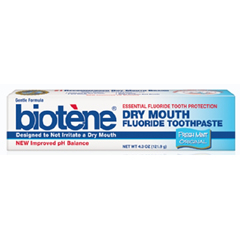 MON20732700 - Glaxo Smith KlineToothpaste Biotne Fresh Mint Flavor 4.3 oz. Tube