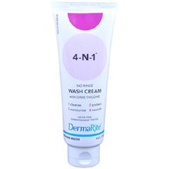 MON20811800 - DermaRiteBodywash Incontinence Cleanser DermaRite® 4-N-1 Cream 4 oz.