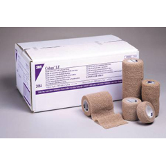 MON20842008 - 3MCoban™ LF Latex Free Self-Adherent Wrap with Hand Tear