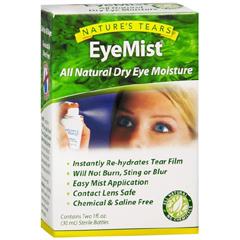 MON20922700 - Health EnterprisesLubricant Eye Mist Natures Tears 1 oz.