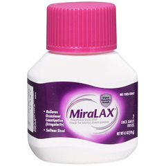 MON21002700 - Schering PloughLaxative MiraLAX® Powder 4.1 oz. (2100568)