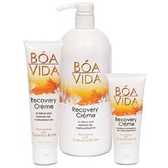 MON21091500 - Central SolutionsMoisturizer BoaVida Recovery Creme 32 oz. Pump Bottle