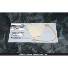 MON21161910 - Bard MedicalIndwelling Catheter Tray Bardia Foley 16 Fr. 5 cc Balloon Silicone Coated Latex