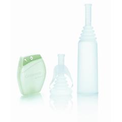 MON21231901 - ColoplastMale External Catheter Conveen Optima Self-Adhesive Seal Silicone Medium