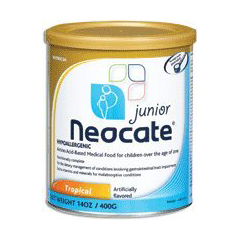 MON21242601 - NutriciaPediatric Oral Supplement Neocate® Junior 1000 Calories Tropical Fruit 400 gm
