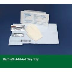 MON21301900 - Bard MedicalIndwelling Catheter Tray Bardia Foley Without Catheter