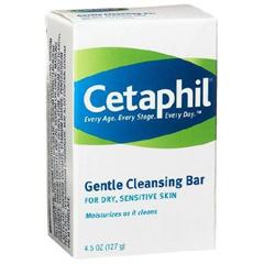 MON21452700 - Galderma LaboratoriesBar Soap Cetaphil® Bar 4.5 oz.