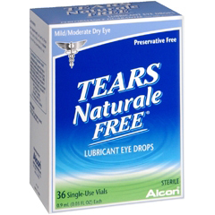 MON21592700 - AlconNaturale Free® Lubricant Eye Drops