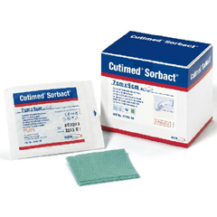 MON21622101 - BSN MedicalCutimed® Sorbact® Wound Dressing Pad 4 X 4 Inch