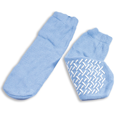MON21821000 - Dynarex - Sock Slipper Sky Blue LG