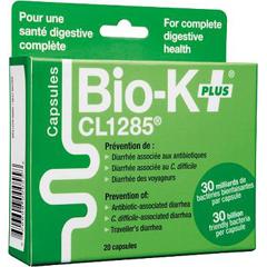 MON21862700 - Bio K+ InternationalProbiotic Dietary Supplement Bio-K+® 15 per Bottle Capsule