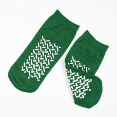 MON21931001 - DynarexDouble Sided Lightweight Slipper Socks, Beige, XL