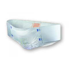 MON21903101 - PBEBrief Full Mat Brief Tranquility® 64-84 X-Large White Super Absorbency, 8EA/PK