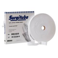 MON21992000 - Derma SciencesTube Bandage Surgitube® Cotton 5/8 Inch X 50 Yard Size 1