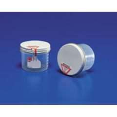 MON22001200 - MedtronicGeneral Purpose Specimen Container Precision® 1.5 oz. Plastic Twist-On Lid Sterile, 200EA/CS