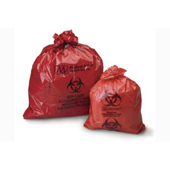 MON22101100 - Medical Action IndustriesBiohazard Waste Bag 30 W X 36 H Inch Printed, 250EA/CS