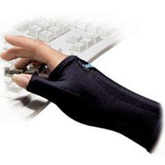 MON22163000 - Brown Medical - Support Glove IMAK RSI SmartGlove with Thumb Fingerless Medium Over-the-Wrist Ambidextrous Cotton (A20162)