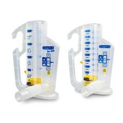 MON22254000 - Smiths MedicalIncentive Spirometer Coach 2 2500 ml