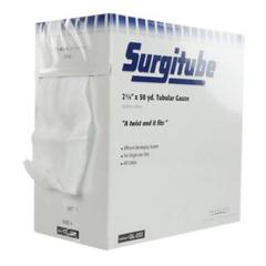 MON22292000 - Derma SciencesGauze Bandage Surgitube® Cotton 2 5/8 Inch X 50 Yard Tubular