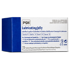 MON22351412 - Professional DisposablesLubricating Jelly PDI® 5 gm Sterile, 72/BX